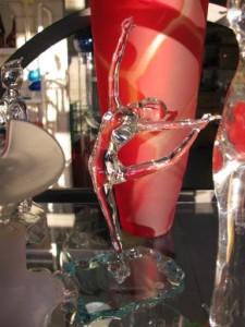 Glaskunst Danseres