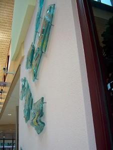 Glaskunst stadskantoor Etten-Leur