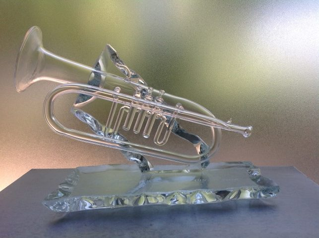 Glazen Trompet