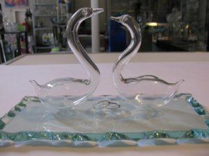 Glazen Zwanenpaar